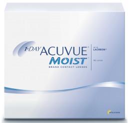 1-day Acuvue Moist 180