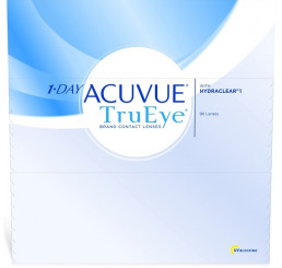 1-day Acuvue TruEye 90-pack