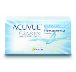 Acuvue Oasys for Astigmatism (12-pack)