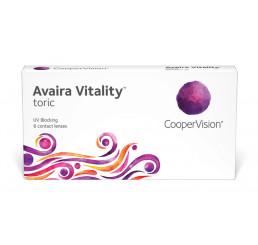 Avaira Vitality Toric 6-pack