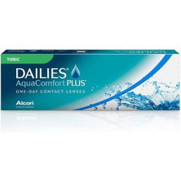 Dailies Aquacomfort Plus Toric (30) from the manufacturer Alcon