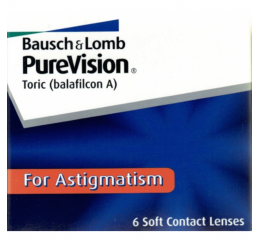 Purevision Toric for Astigmatism (6)