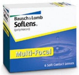 Soflens Multi-Focal  (6) from the manufacturer Bausch+Lomb